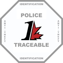 police-traceable
