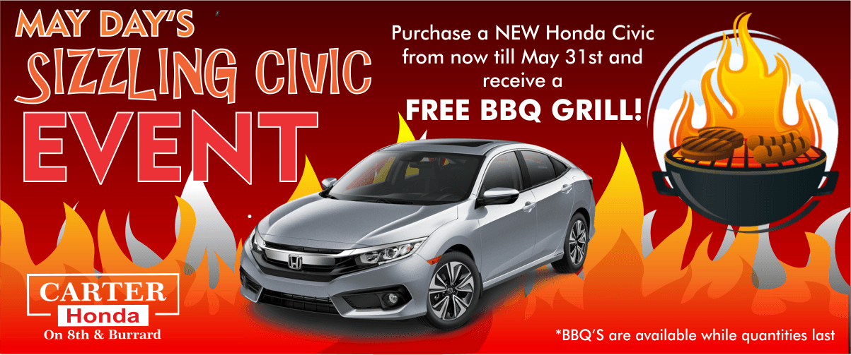 Sizzling Civic Event